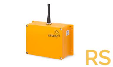 Hetronic Transmitter Serial Comm.