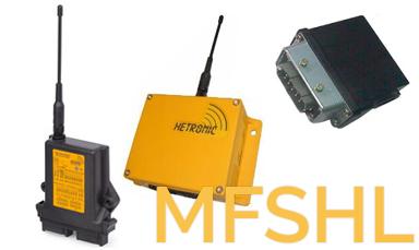 Hetronic Transmitter MFSHL Series