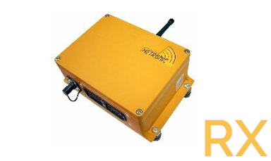 Hetronic Transmitter RX Series